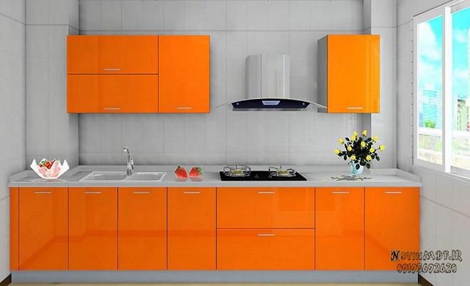 رنگهای خاص کابینت اشپزخانه