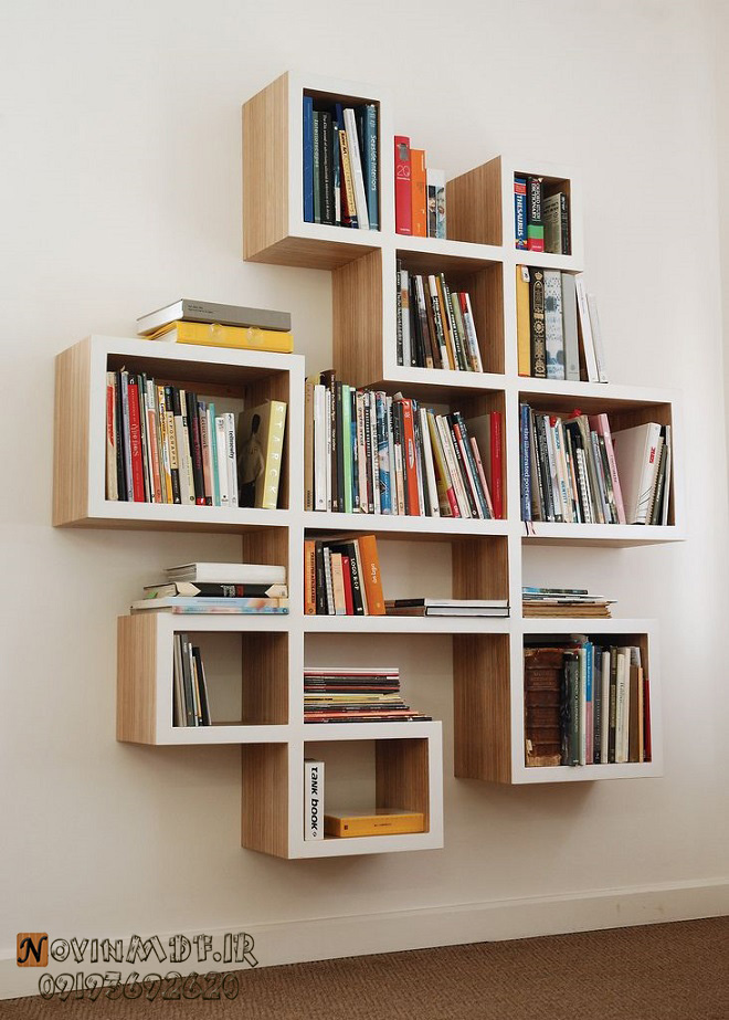 مدل کتابخانه