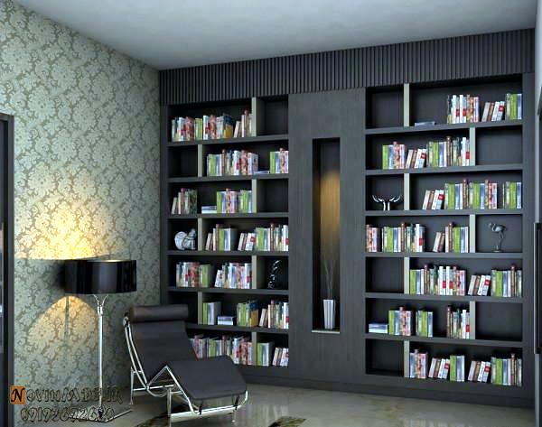 مدل کتابخانه تیره